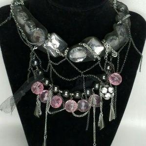 Jewelry - Rhinestone Necklace